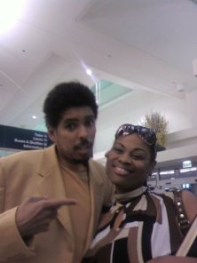 Shock G or Mr Humpty #rapper #blackfame