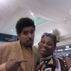 Shock G or Mr Humpty #rapper #blackfame