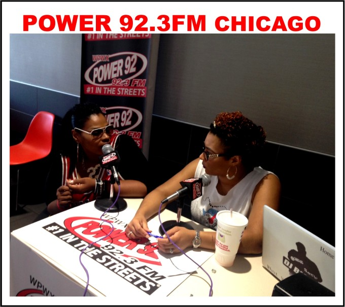 POWER 92 INTW PHOTO